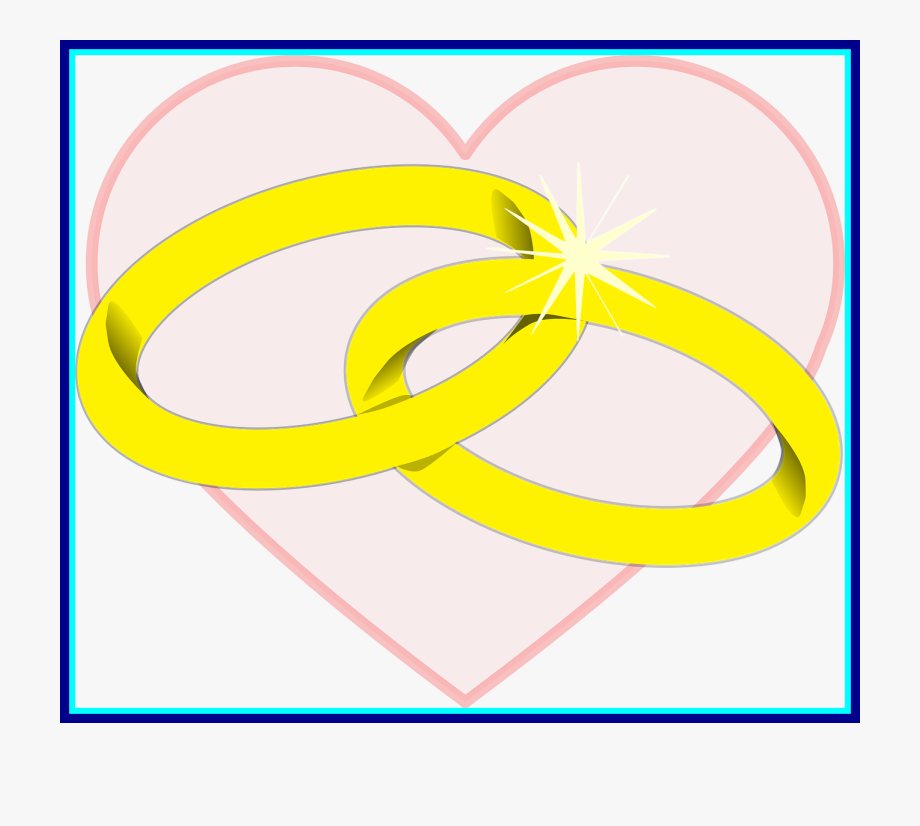 Unbelievable clipart svg royalty free download Unbelievable Wedding Rings Marriage Alliance Lo Of - Wedding ... svg royalty free download