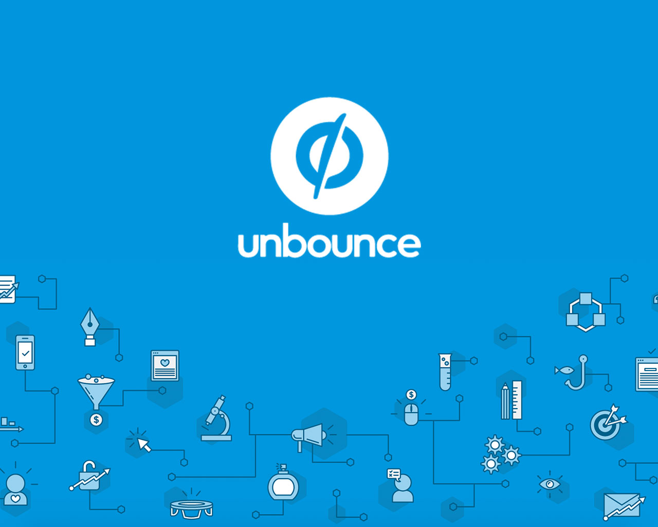 Unbounce logo clipart banner royalty free stock Custom Landing Pages Design banner royalty free stock