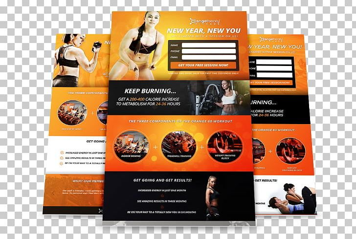 Unbounce logo clipart jpg download Landing Page Orangetheory Fitness Graphic Design Unbounce ... jpg download