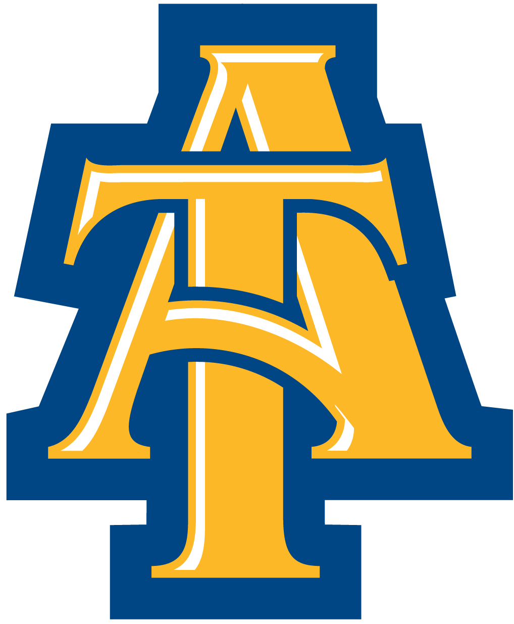 Unc basketball clipart jpg library library North Carolina A&T - Anthony Travel jpg library library