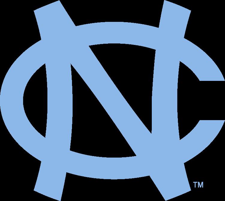 Unc basketball clipart svg library North Carolina Tar Heels Primary Logo - NCAA Division I (n-r) (NCAA ... svg library
