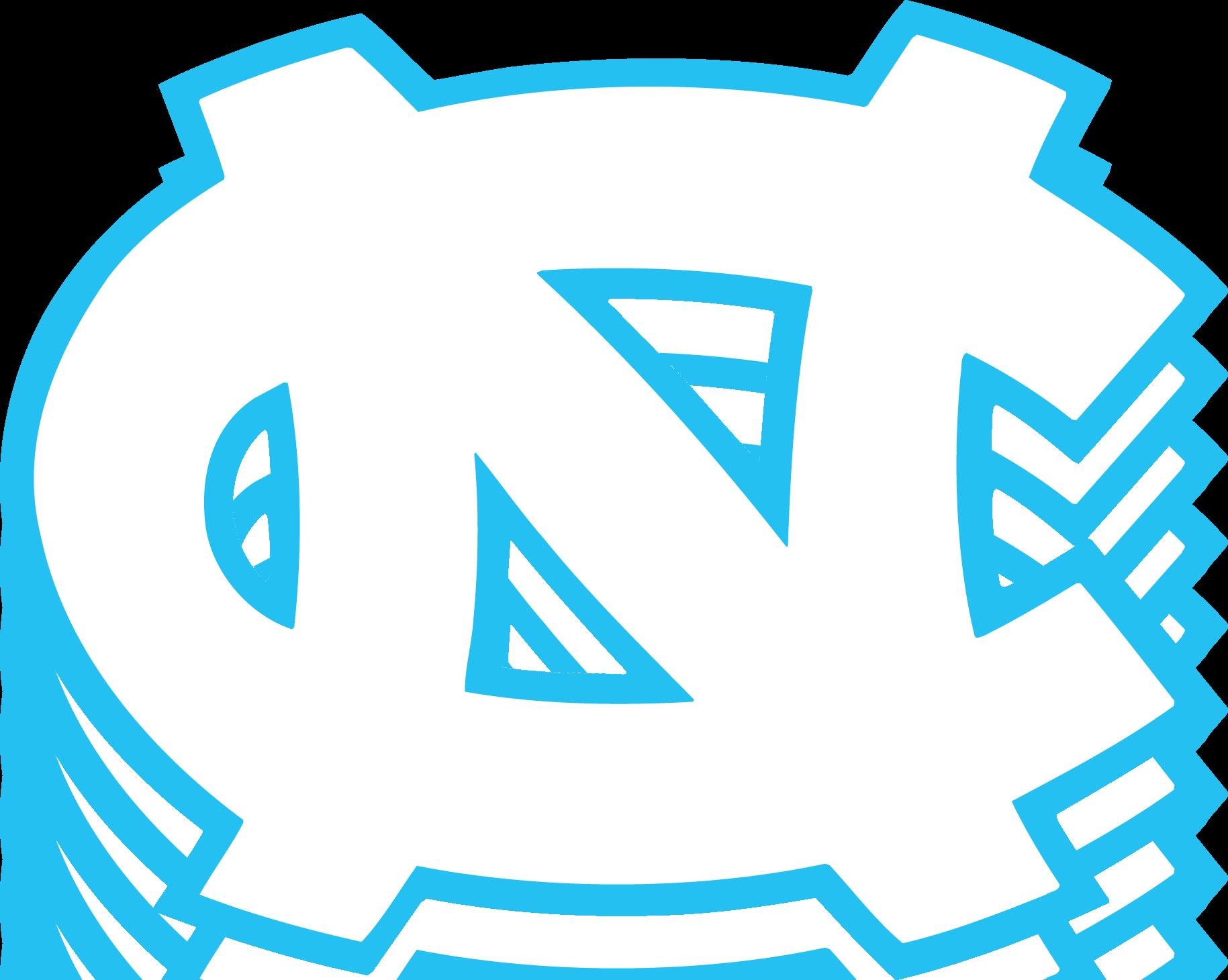 Unc basketball clipart banner free download University of North Carolina | Fox Sports University banner free download