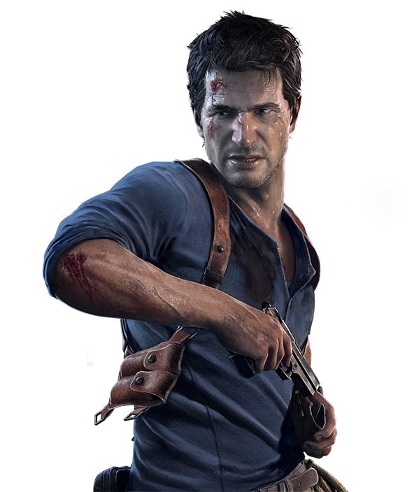 Uncharted 4 clipart