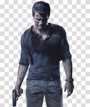 Uncharted 4 clipart vector black and white Uncharted 3: Drakes Deception Uncharted: The Nathan Drake ... vector black and white