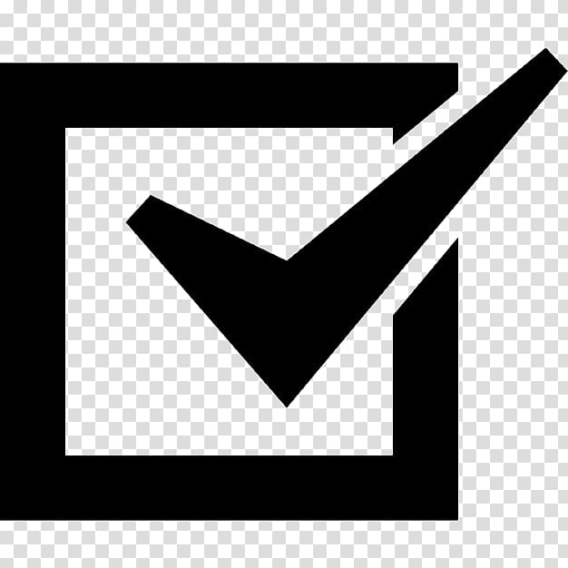 Uncheckbox clipart black and white clipart transparent Checkbox Check mark Checklist Computer Icons, others ... clipart transparent