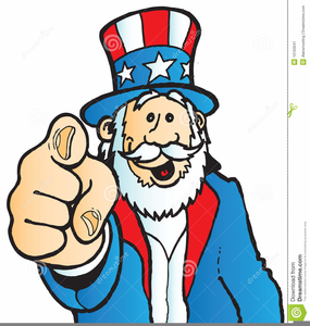 Uncle sam pointing finger clipart picture transparent download Uncle Sam Pointing Clipart | Free Images at Clker.com ... picture transparent download