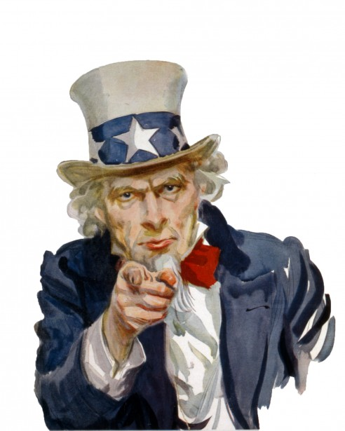 Uncle sam wants you clipart image library Uncle Sam Wants You Free Stock Photo - Public Domain Pictures image library
