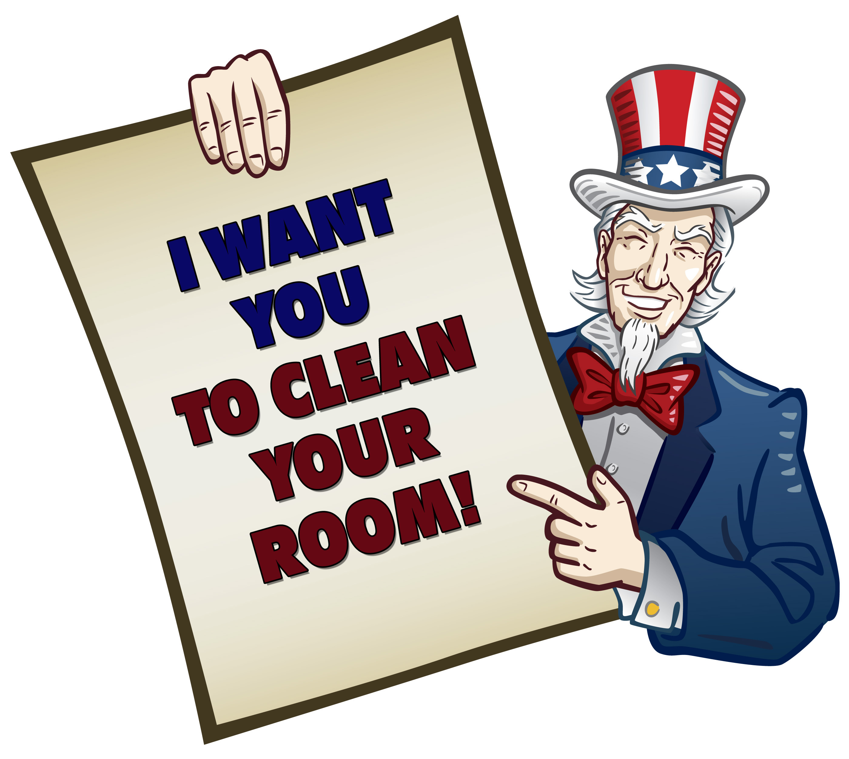 Uncle sam wants you clipart picture black and white library Uncle Sam We Want You Clip Art N3 free image picture black and white library