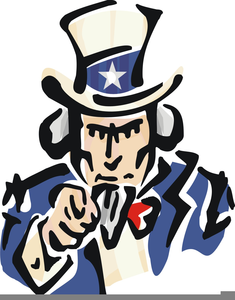 Uncle sam wants you clipart image library stock Uncle Sam Wants You Clipart | Free Images at Clker.com ... image library stock