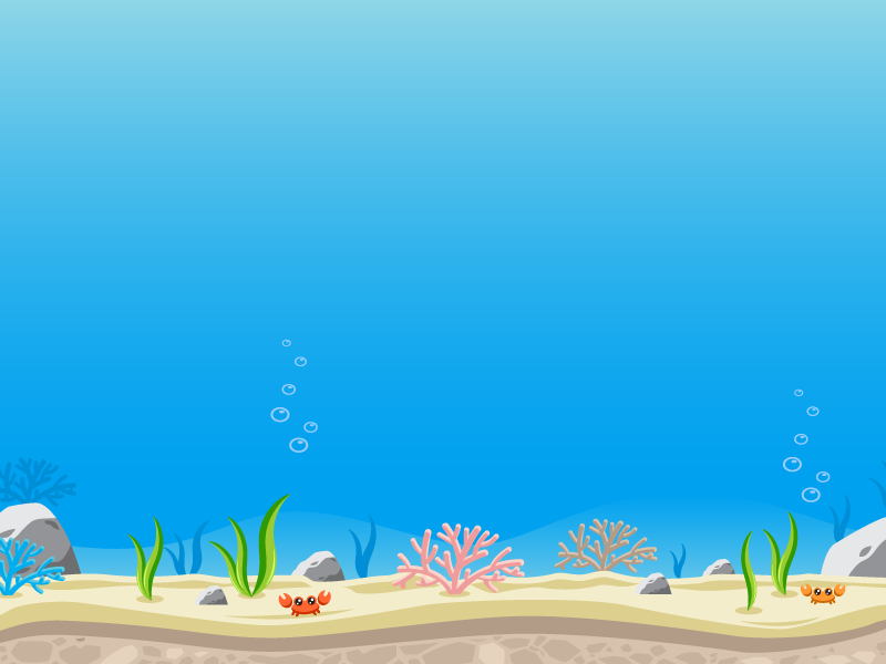 Unde the ocean clipart svg library library Sidescroller Game Background - Under the Ocean | ocean ... svg library library