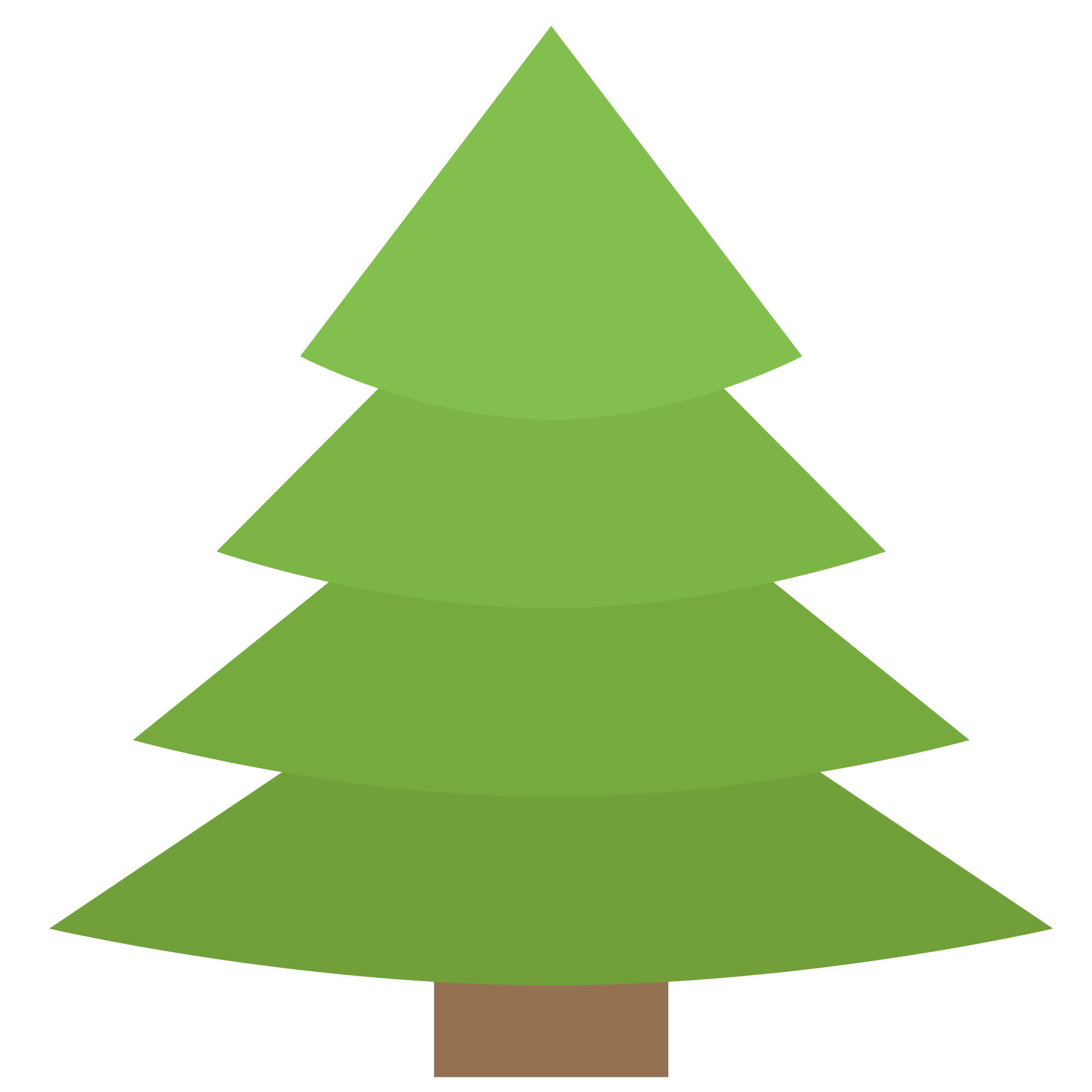 Undecorated christmas tree clipart clip freeuse download Iron On T Shirt Transfers - Custom Clothing | MYOG clip freeuse download