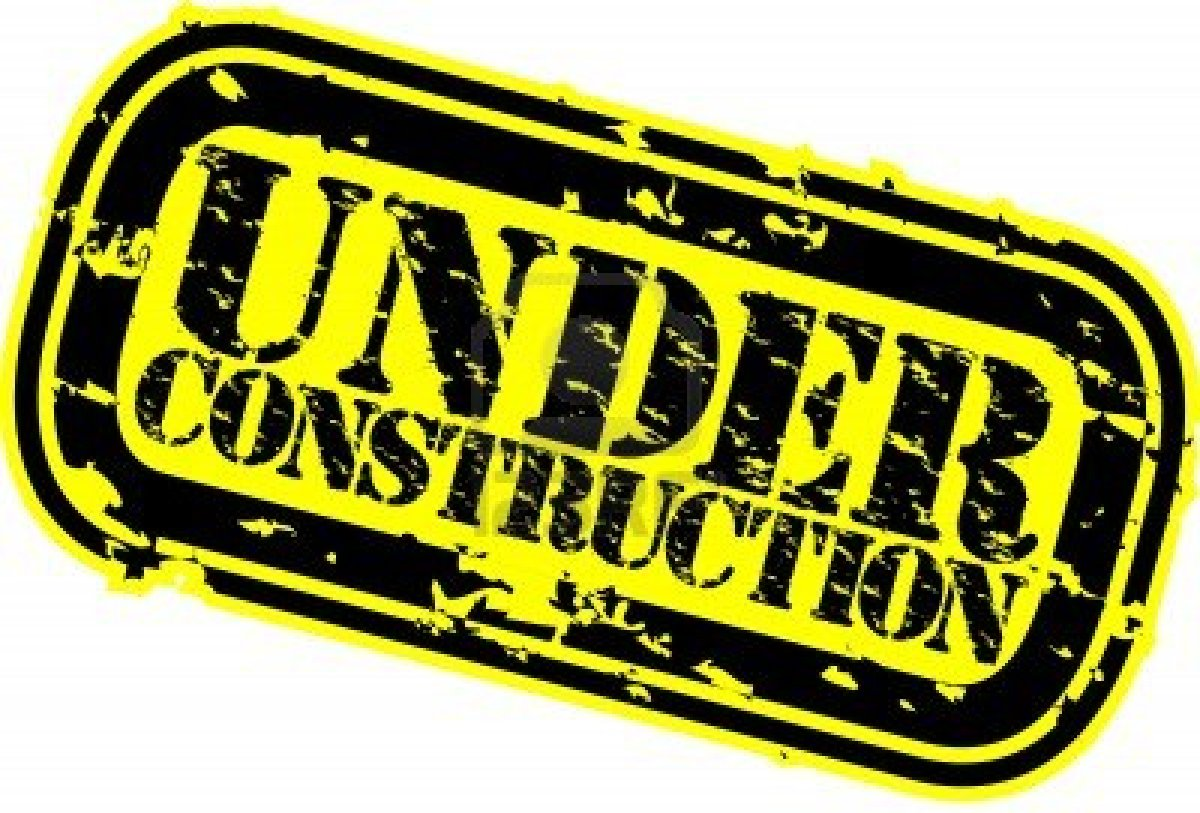 Under construction coming soon clipart freeuse stock Coming Soon: New HBADE Website! | The Daily Sticks and Bricks freeuse stock
