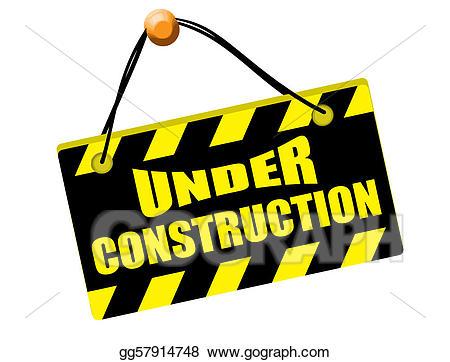 Under construction sign clipart clip art download EPS Illustration - Under construction sign. Vector Clipart ... clip art download