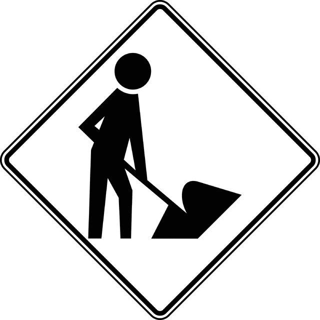 Under construction symbol clipart svg freeuse stock Under Construction Sign Clipart | Free download best Under ... svg freeuse stock