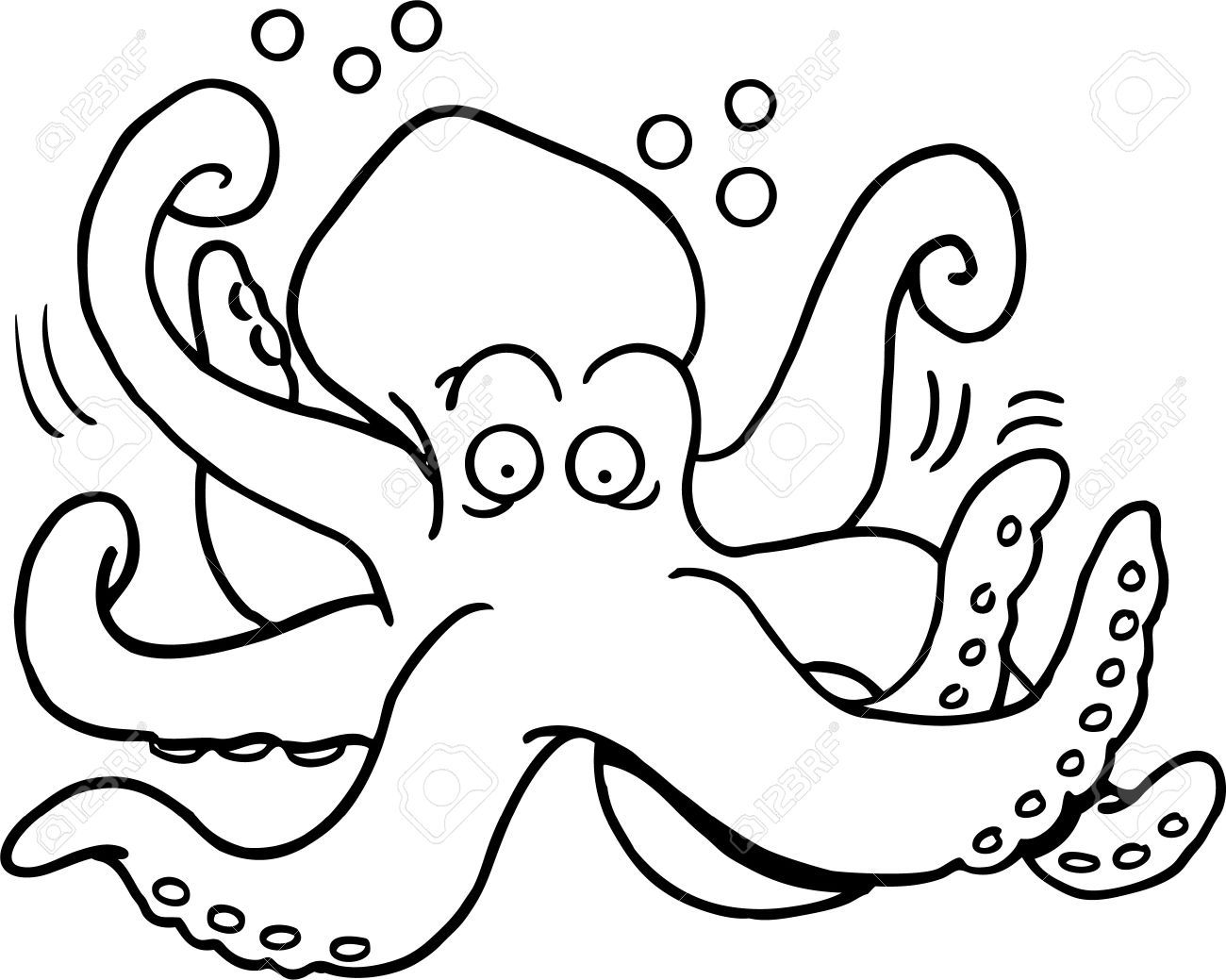Under the sea clipart black and white clip royalty free Under the sea clipart black and white 8 » Clipart Portal clip royalty free