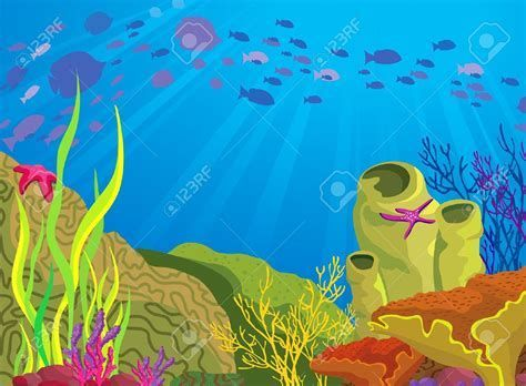 Under the sea wallpaper clipart free Image result for Animated Coral Reef Wallpaper | CORAL REEF ... free
