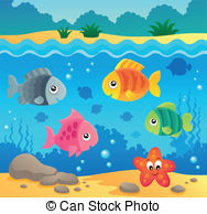 Undersea clipart banner library download Underwater Illustrations and Clip Art. 93,785 Underwater ... banner library download