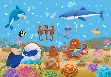 Undersea clipart picture Free Underwater Clipart and Vector Graphics - Clipart.me picture