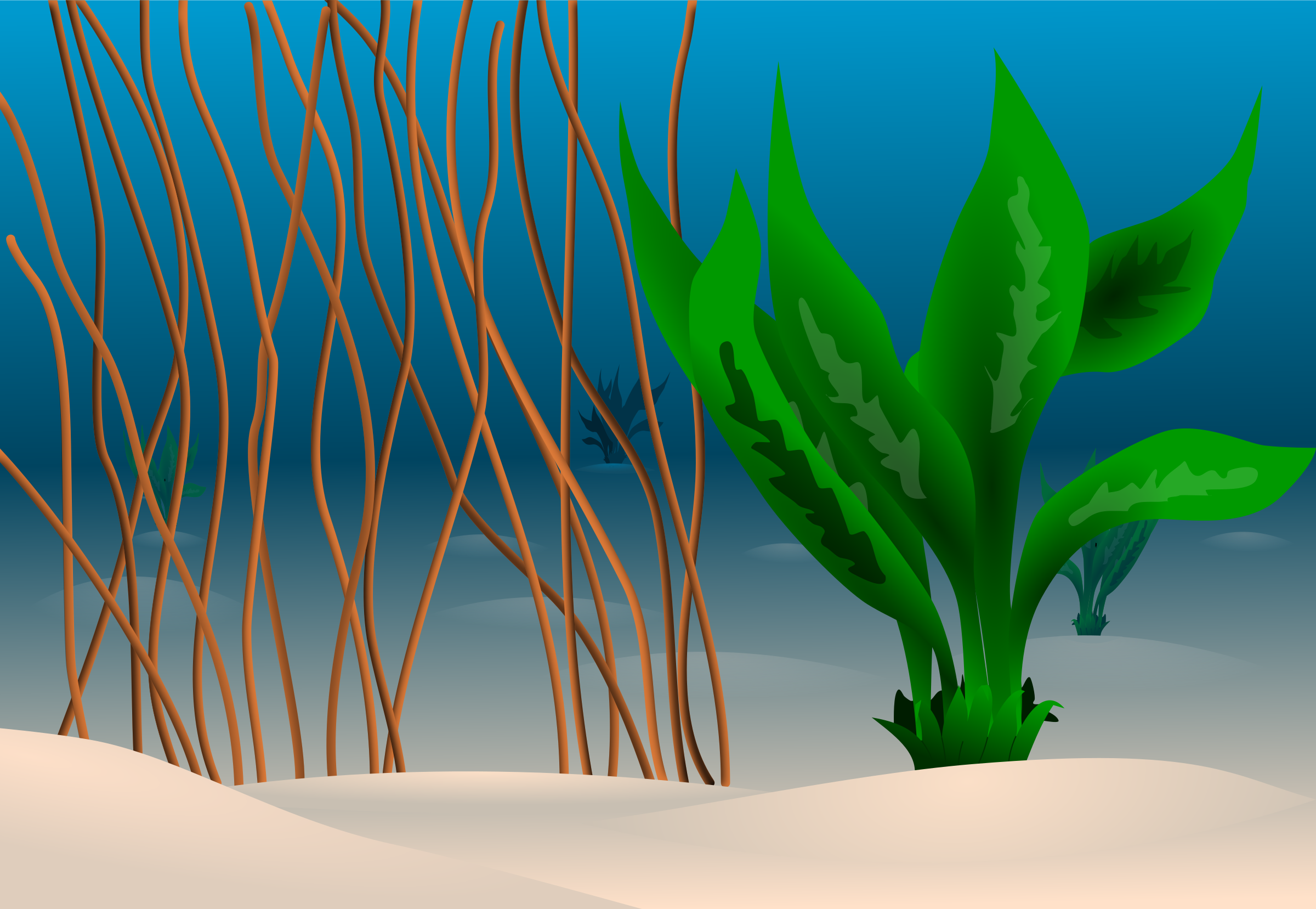 Underwater grass free clipart picture Free Underwater Cliparts, Download Free Clip Art, Free Clip ... picture