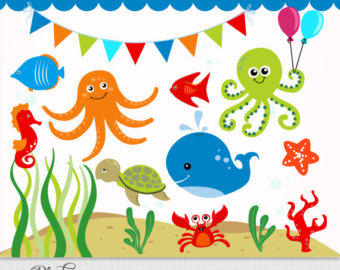 Underwater world clipart svg freeuse stock Free Underwater Cliparts, Download Free Clip Art, Free Clip ... svg freeuse stock