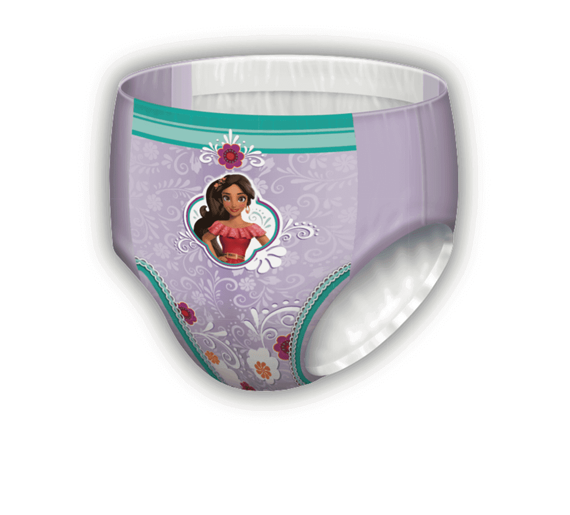 Undies girl from behind clipart freeuse library GoodNites® Underwear | NightTime Underwear for Girls freeuse library