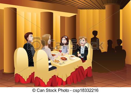 Une restaurant clipart picture dehors, manger, famille, restaurant picture