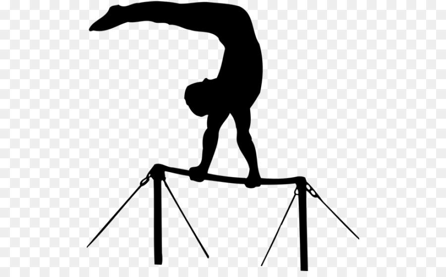 Uneven bars clipart clip art Download Free png Uneven bars Artistic gymnastics Balance ... clip art