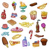 Ungesundes essen clipart clipart library library Ungesundes essen clipart - ClipartFest clipart library library