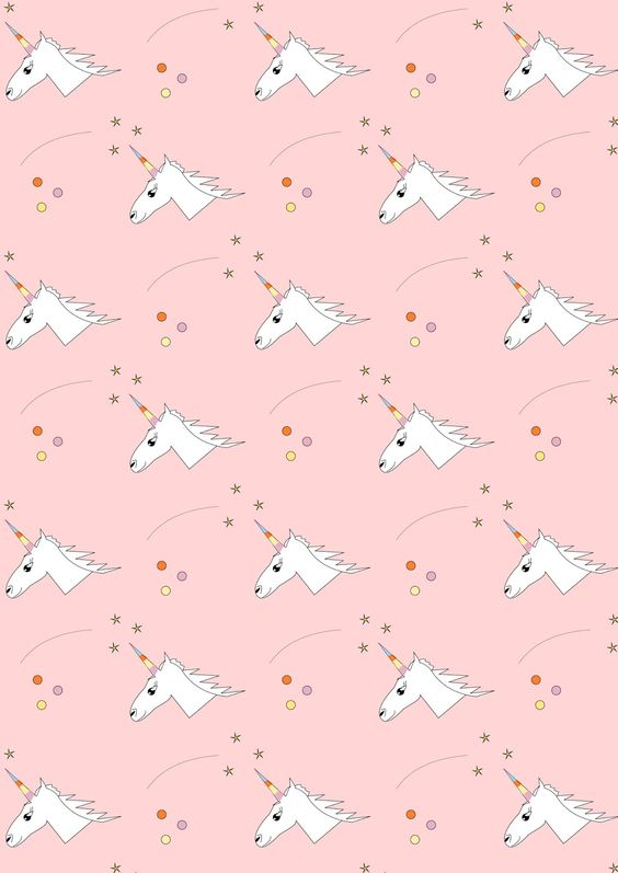 Unicorn clipart printable picture royalty free download FREE printable unicorn pattern paper | by meinlilapark | FREE ... picture royalty free download