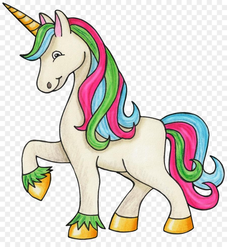 Unicorn horses clipart clip art freeuse Unicorn Drawing clipart - Unicorn, Horse, Drawing ... clip art freeuse
