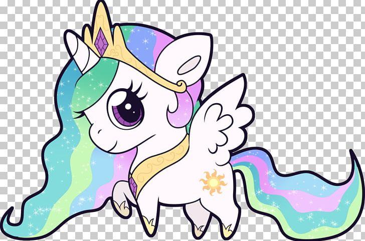 Unicorn princess clipart image royalty free stock Princess Celestia Chibi Drawing Unicorn Pony PNG, Clipart ... image royalty free stock