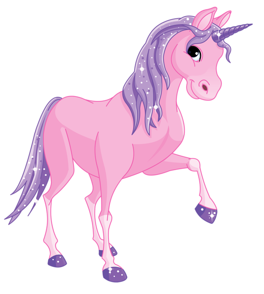 Unicorn with a crown clipart jpg transparent stock Pink Pony Transparent PNG Clipart Picture | animals clipart ... jpg transparent stock