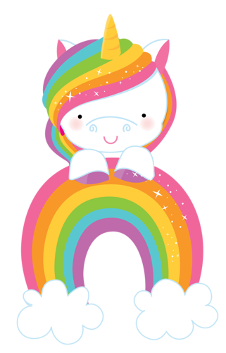 Unicorns and rainbows clipart svg freeuse download Rainbow Unicorn Clipart | Free download best Rainbow Unicorn ... svg freeuse download
