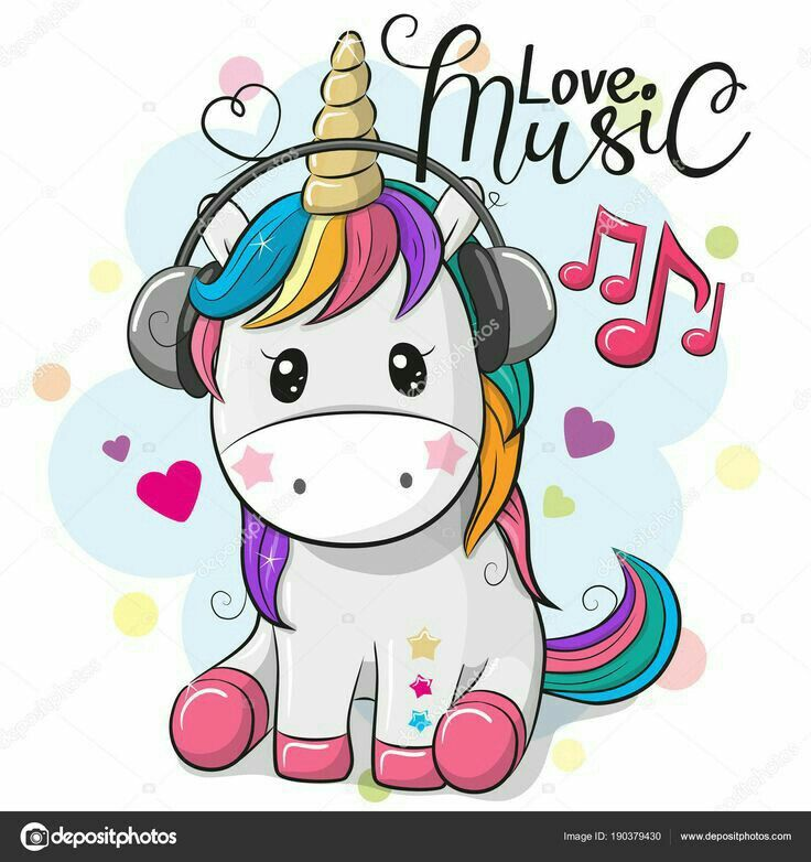 Unicorns of love clipart graphic royalty free unicorn - love music | favorite girly stuff in 2019 ... graphic royalty free