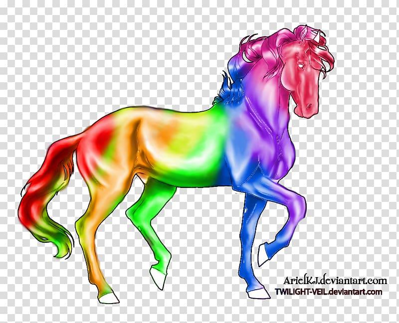 Unicorns of love clipart clip art Mustang Mane Pony Stallion Rainbow, Unicorns Of Love ... clip art