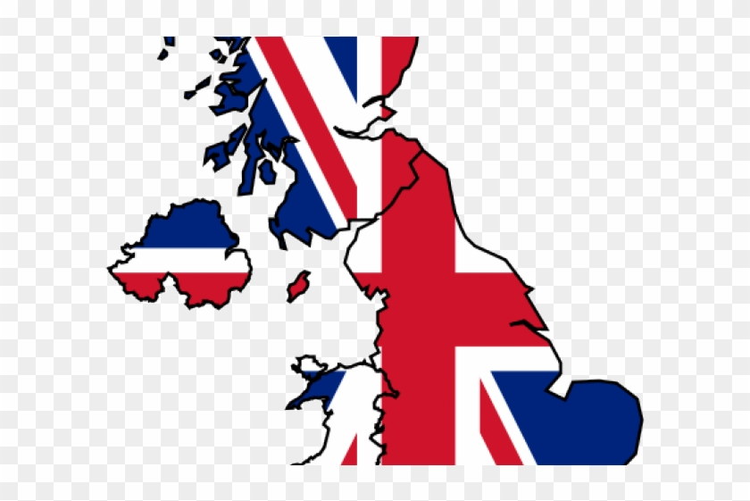 Union jack flag clipart png picture black and white library Union Jack Clipart United Kingdom Flag - United Kingdom Map ... picture black and white library