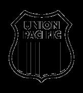 Union pacific railroad clipart freeuse Free download of Union Pacific Railroad vector graphics and ... freeuse
