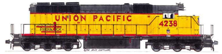 Union pacific railroad clipart clip free library Union Pacific clip free library