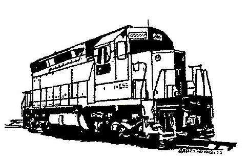 Union pacific railroad clipart banner transparent Union Pacific Railroad - Clip Art Library banner transparent