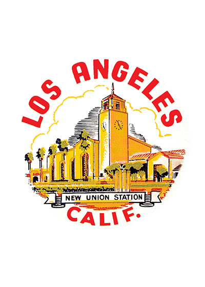 Union station clipart clip art royalty free download Union Station L.A. clip art royalty free download