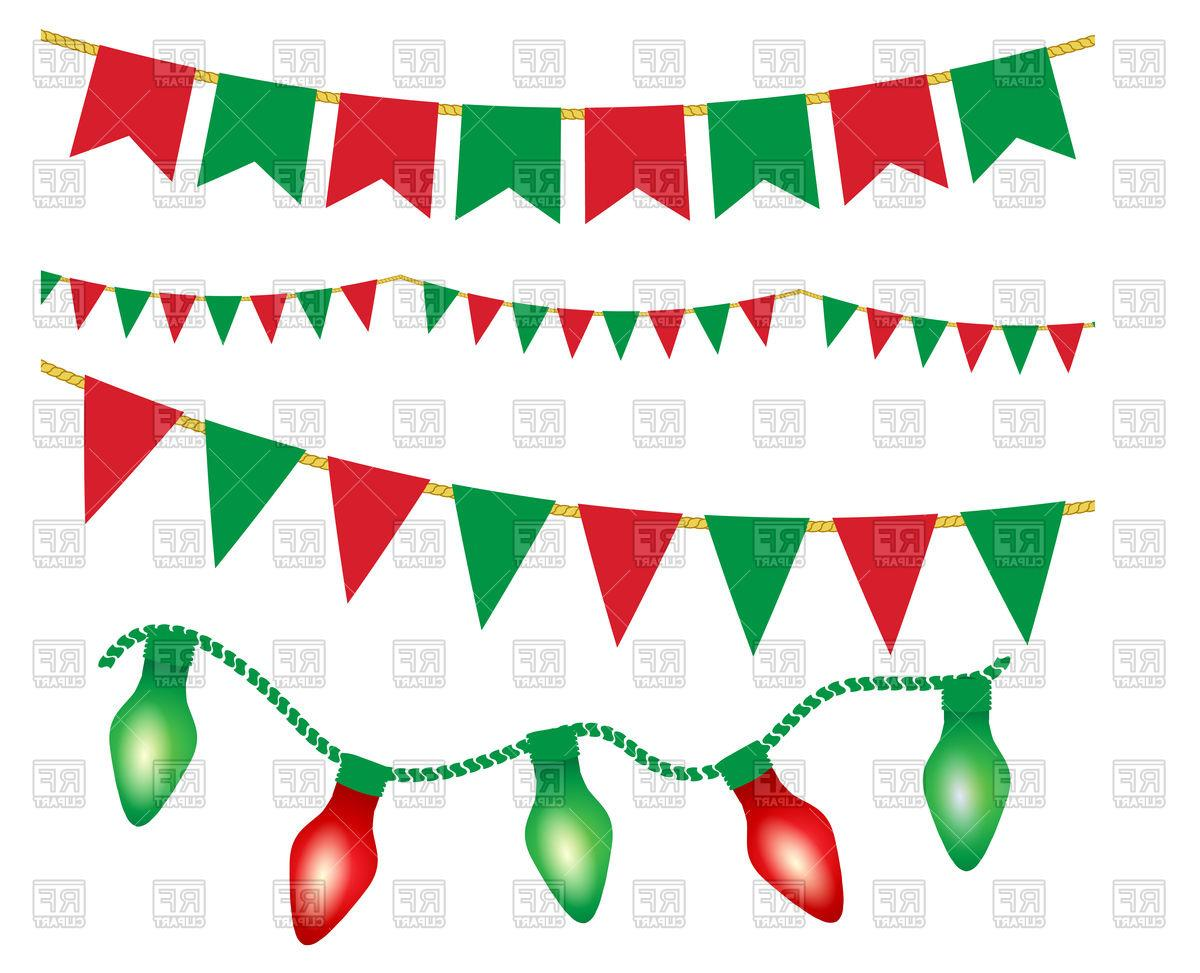 Unique christmas clipart clip library library Unique Christmas Lights Clip Art Vector File Free » Free ... clip library library