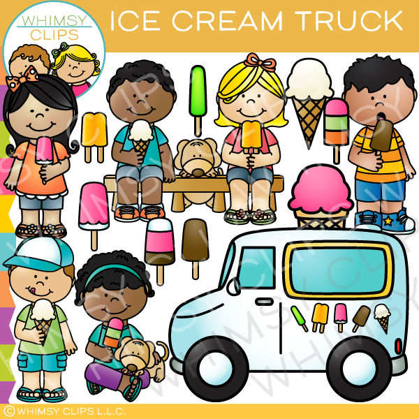 Unique features of clipart jpg transparent stock Ice Cream Truck Clip Art jpg transparent stock