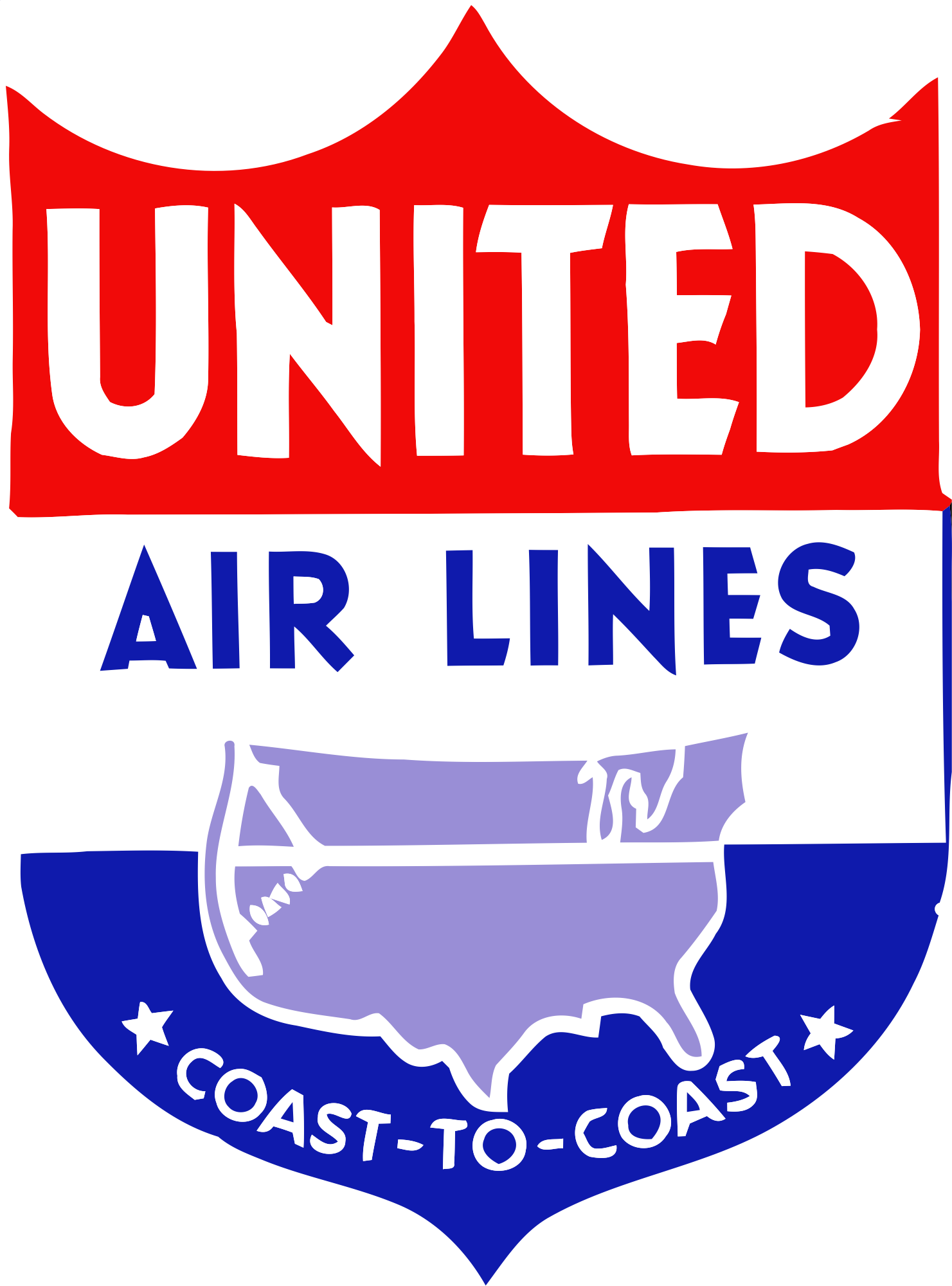 United airlines flight 93 clipart clipart transparent library United Airlines | Logopedia | FANDOM powered by Wikia clipart transparent library