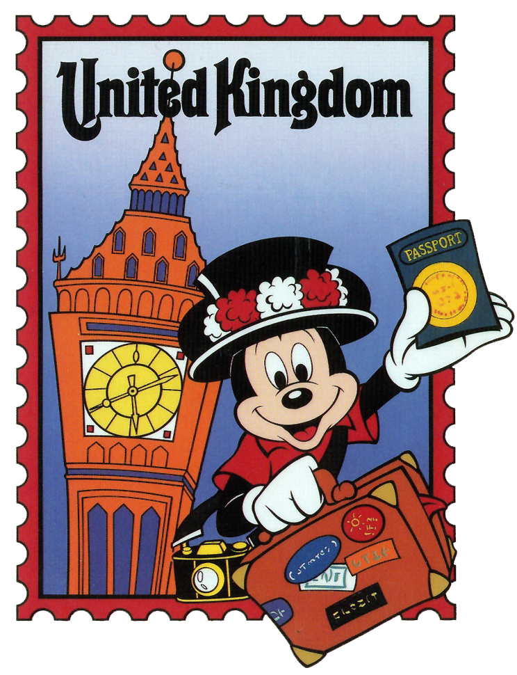 United kingdom clipart banner transparent stock International Mickey Mouse Clipart banner transparent stock