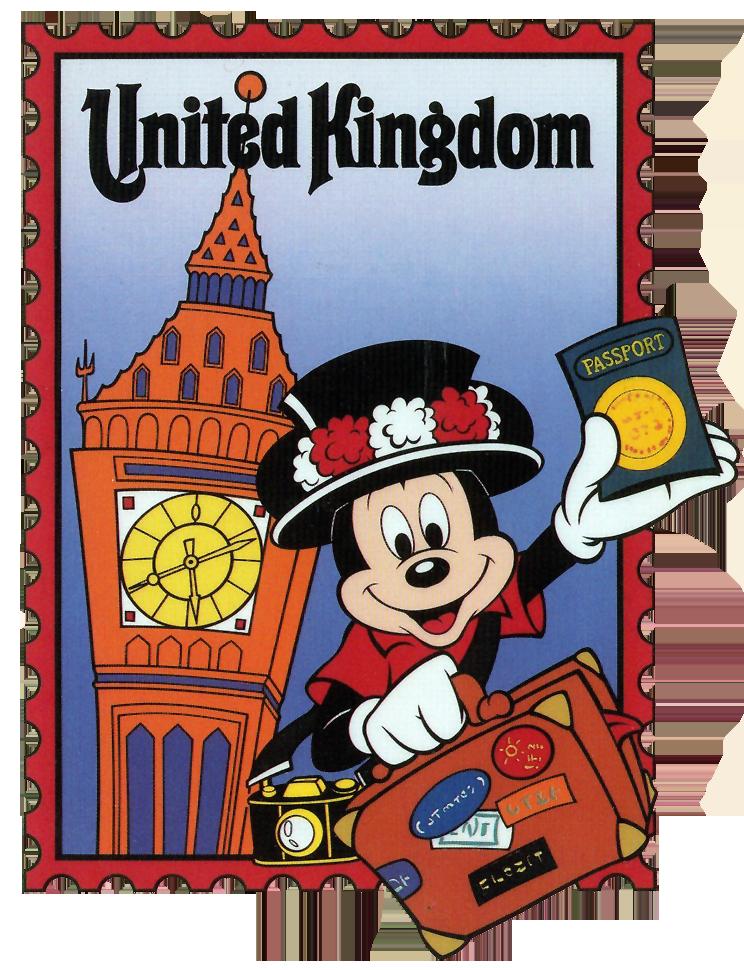 Disney kingdom clipart jpg black and white International Mickey Mouse Clipart jpg black and white