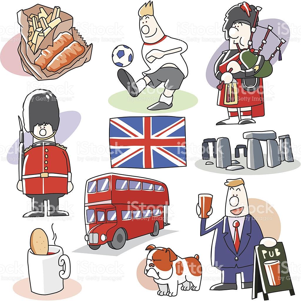United kingdom clipart jpg freeuse stock United Kingdom Clip Arts stock vector art 165598386   iStock jpg freeuse stock