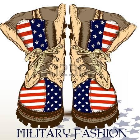 United states army clipart graphic royalty free stock 1,594 Military Boots Cliparts, Stock Vector And Royalty Free ... graphic royalty free stock