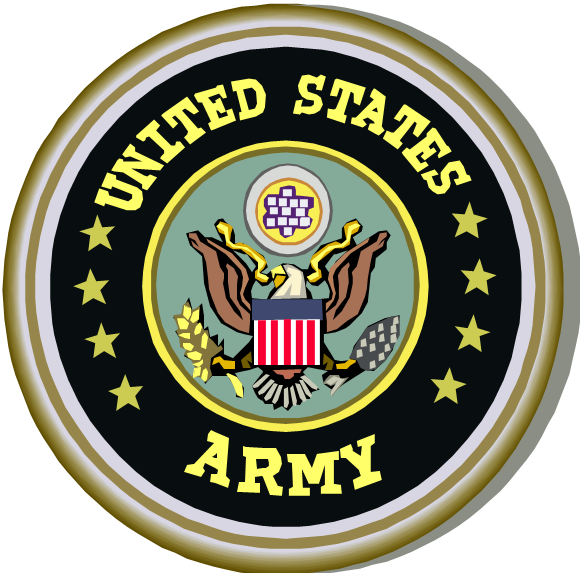 United states army clipart image United States Army Clipart - Clipart Kid image