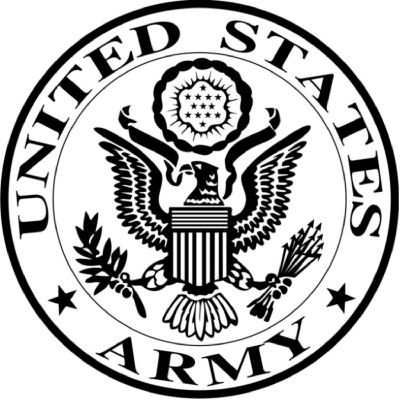 United states army clipart clip art transparent stock U.s. Army Logo Black And White Clipart - Clipart Kid clip art transparent stock