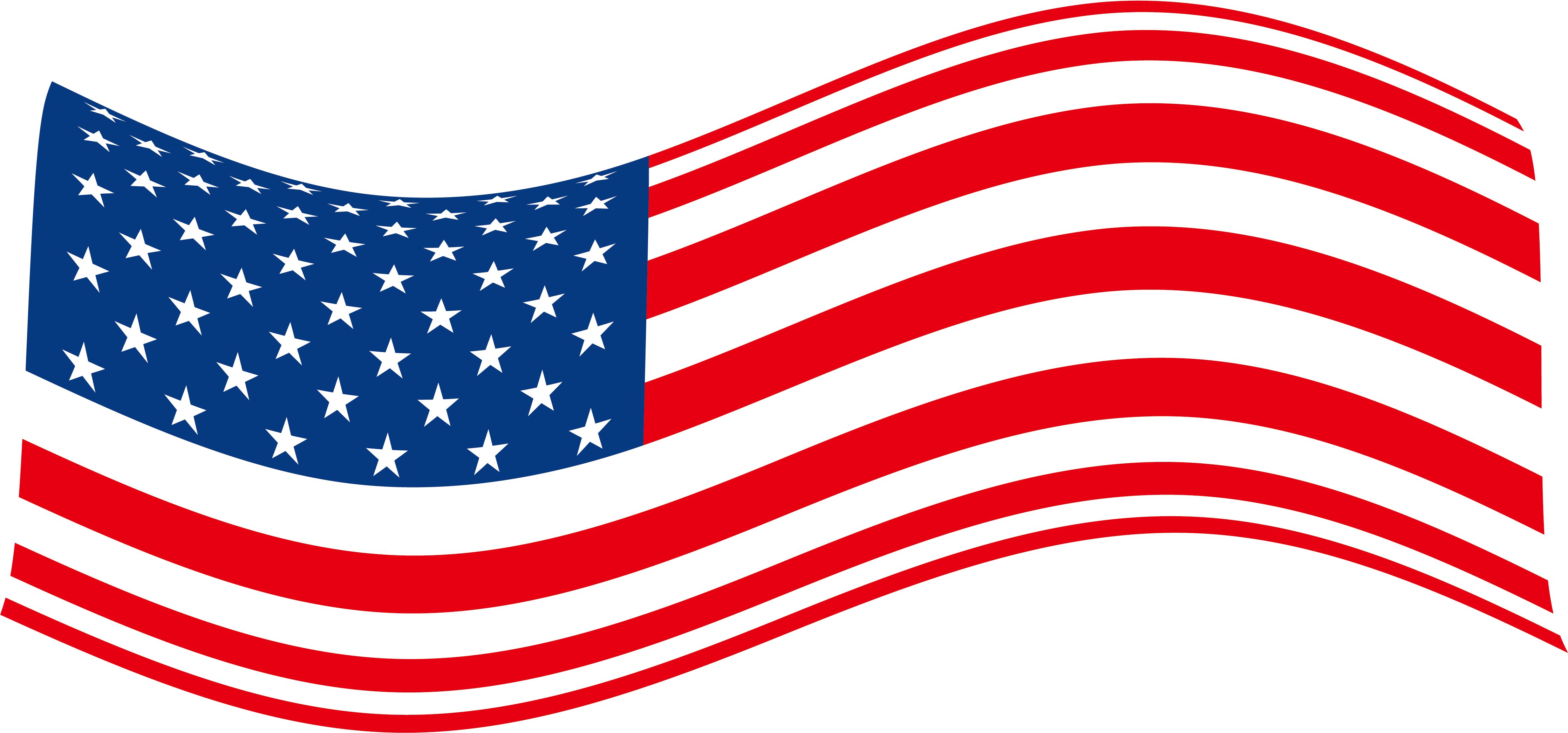 United states of america clipart clip library Flag of the United States Clip art - American flag design 4474*2093 ... clip library